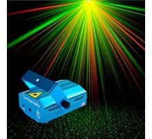 Проектор лазерный neon-night